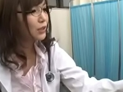 [name please] School Doctor Cures Flames With Blowjob