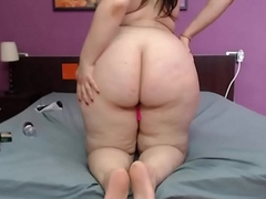 The man PAWG Close by Vibrator
