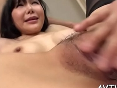 Banging a wet and rejected oriental snatch
