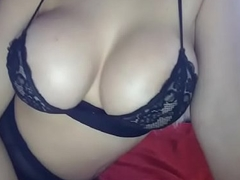 Amazing big tits light-complexioned chat girl