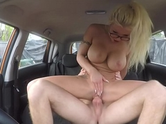 Instructors bff bangs big tits blonde on every side motor vehicle