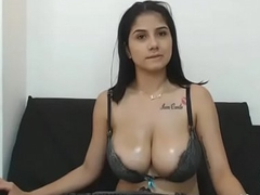 Surprising chat girl with correct tits