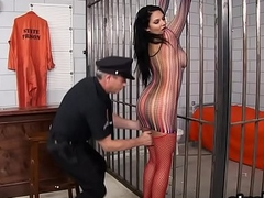 Chubby Tit Lalin girl Missy Martinez gives Handjob Broach