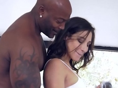 FamilyHookups - Big Ass Abella Danger Fucks Stepdad