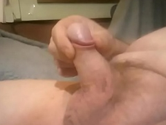 Playing with my penis Pt. 3 spunk flow