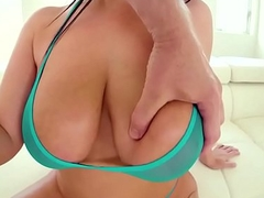 Angela White POV deepthroat