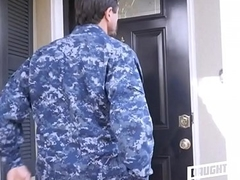 Two Military Dads Swap Teen Sprouts Part 2